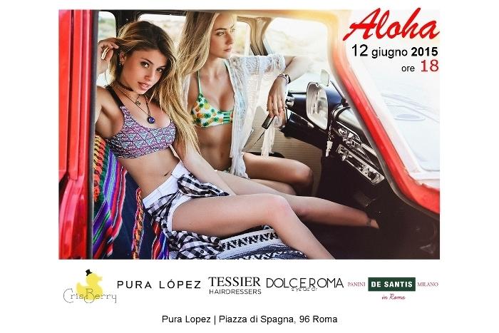 Cristel Carrisi presenta Aloha!