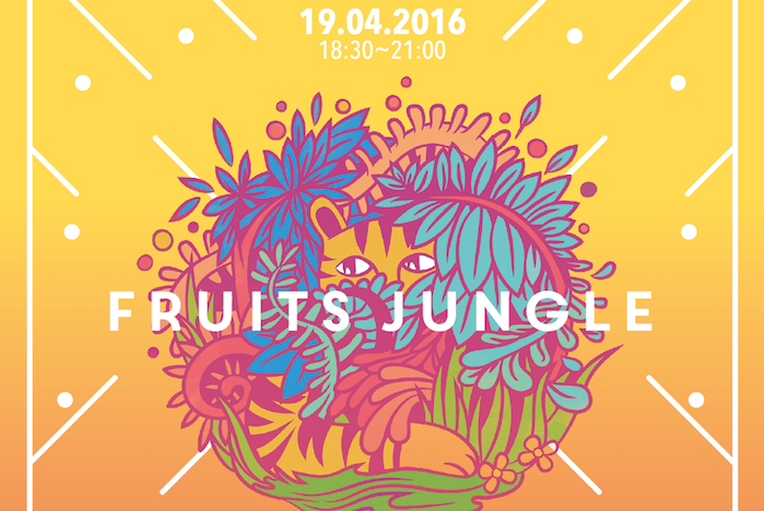 Fruits Jungle: il turbante torna di moda