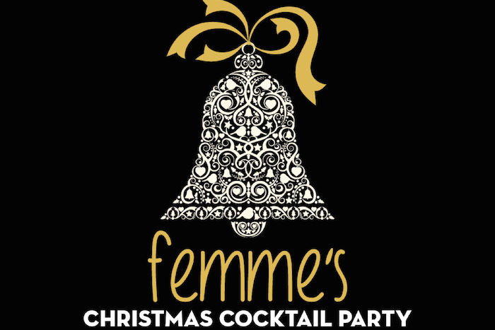 Tina Cipollari guest al Christmas Cocktail Party di Femme Roma